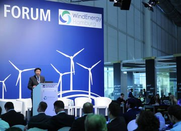 biggest wind energy event kicks off in Hamburg