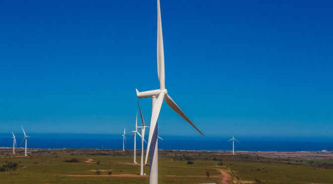Wind energy in South Africa